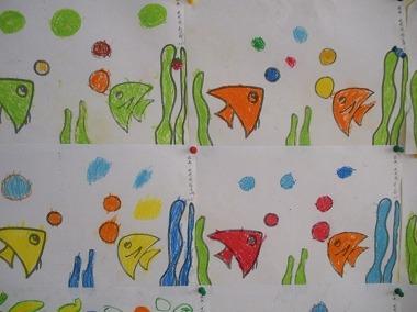 小朋友画出奥运项目的简笔画