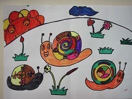小班幼儿绘画作品欣赏(推荐)