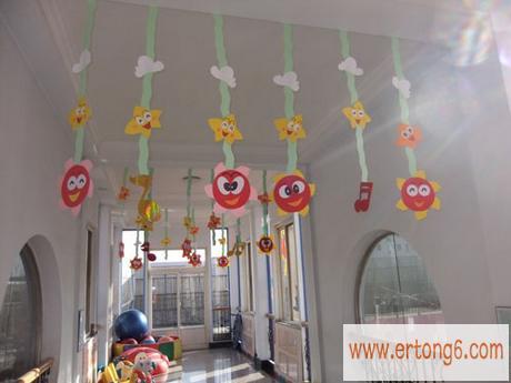 走廊吊饰:吊饰-星星太阳