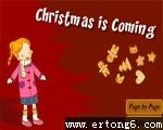 圣诞节快来了
