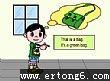 剑桥少儿英语-绿色书包